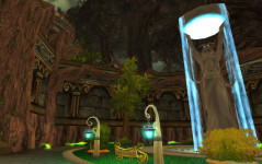 how to get to caverns of time from stormwind