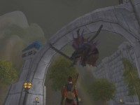 Onyxia's Head in Stormwind