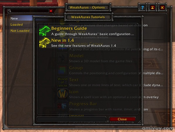 WeakAuras 2: Introduction – The Stormwind Gallery