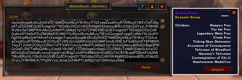 Importing – The Stormwind Gallery
