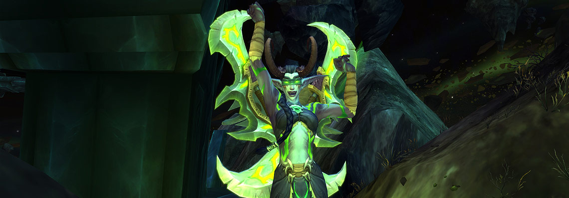 Legion Alpha: Demon Hunter Videos