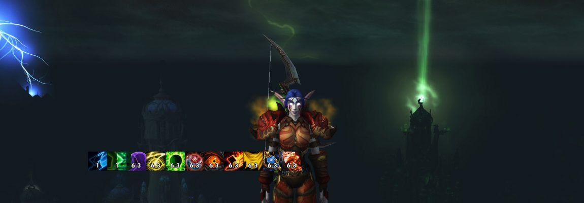 WeakAuras 2: Exports for All Classes and Engineers – Legion