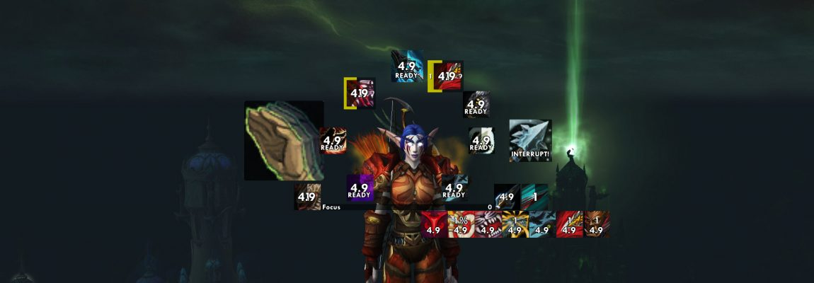 WeakAuras 2: Exports for Hunters – Legion