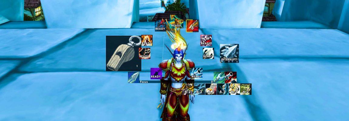 WeakAuras 2: Exports for Hunters – Legion
