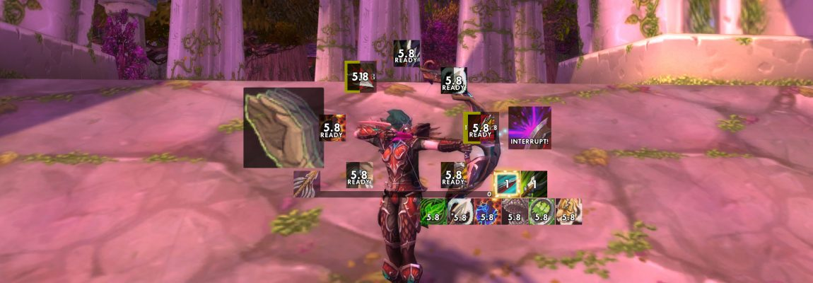 WeakAuras 2: Exports for Hunters – Battle for Azeroth and Patch 8.0