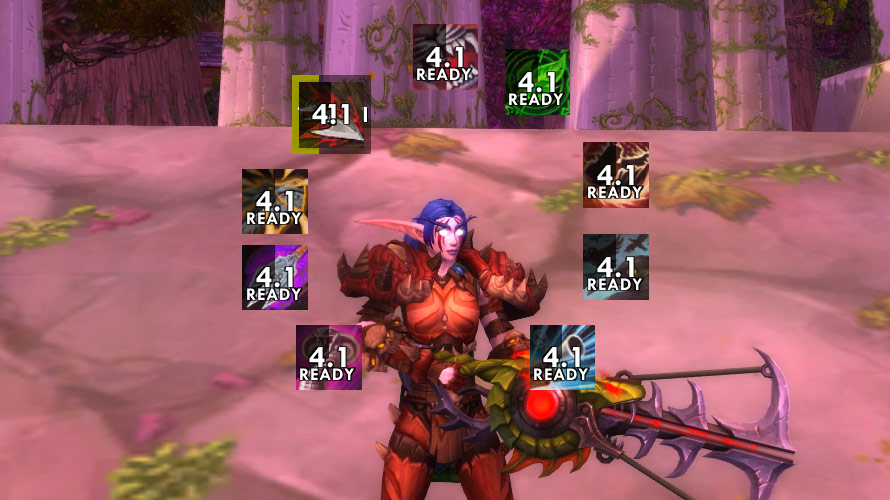 WeakAuras 2: Exports for Hunters – Battle for Azeroth and