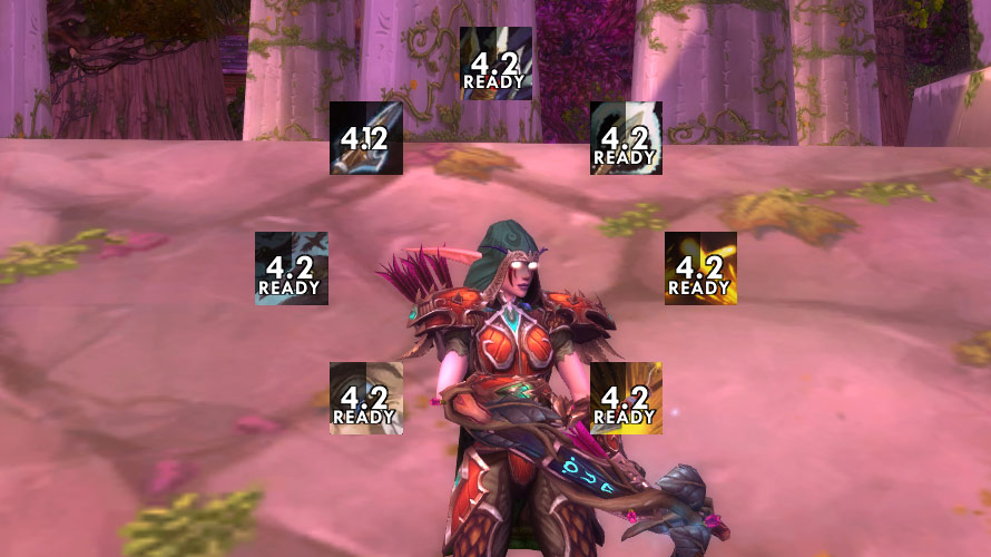 Weakauras 2 Exports For Hunters Battle For Azeroth And