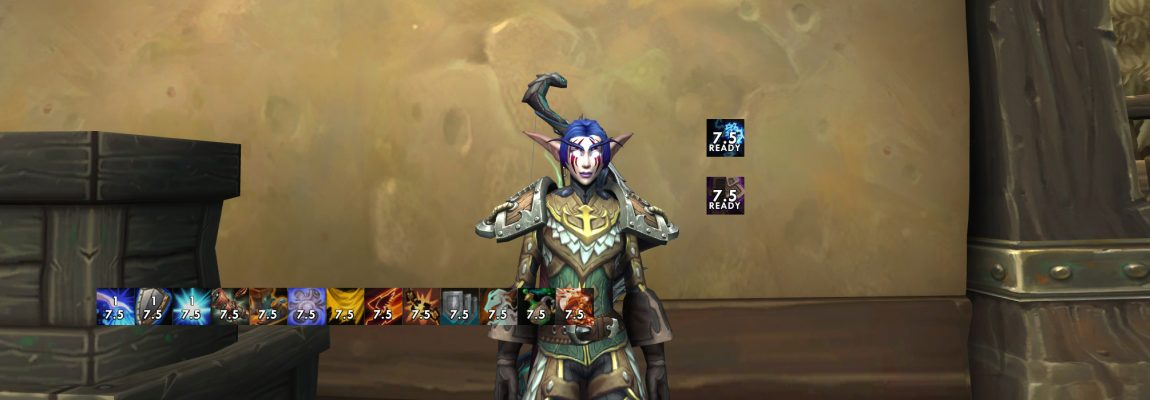 WeakAuras 2: Exports for All Classes and Engineers – Battle for Azeroth